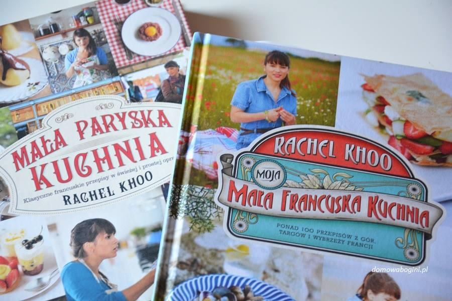Książki Rachel Khoo Mała Paryska Kuchnia I Mała